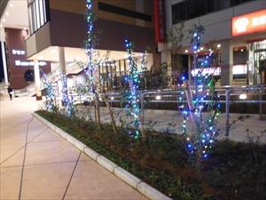 千葉 ショッピングモール LED3