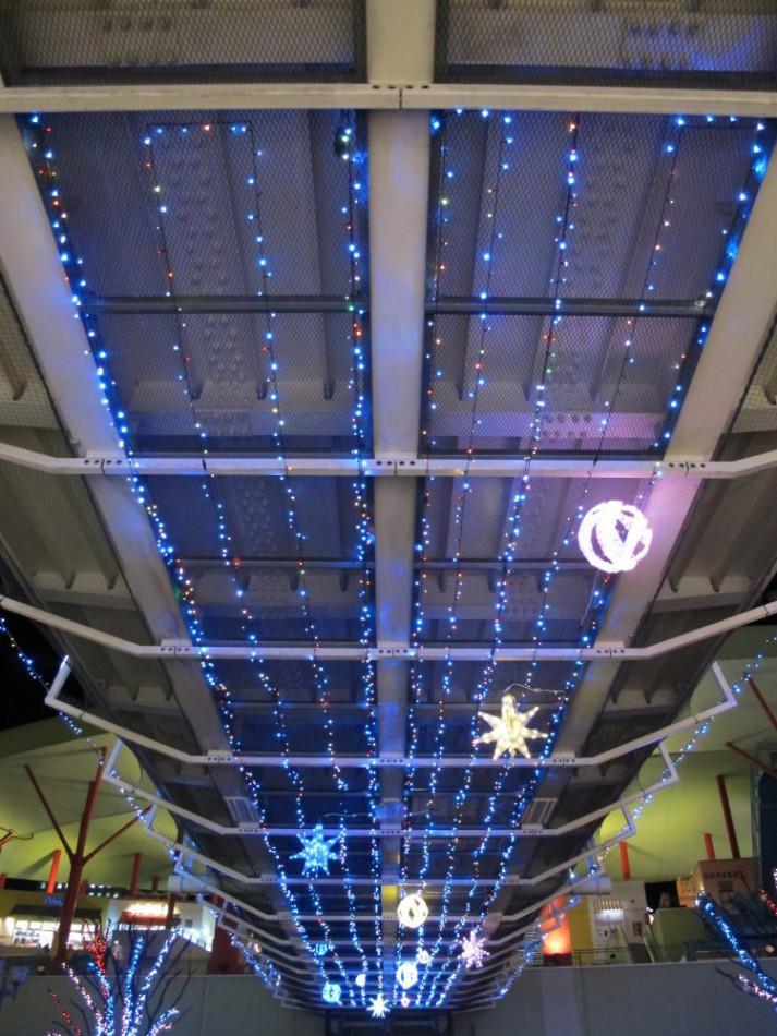 神奈川県複合施設イルミネーション2